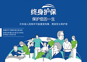 What you need to know about CareShield Life -If you are born in 1979 or earlier (Chinese)