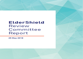 ElderShield Review Commitee Report (May 2018)