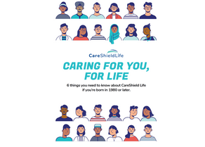 CareShield Life Welcome Booklet